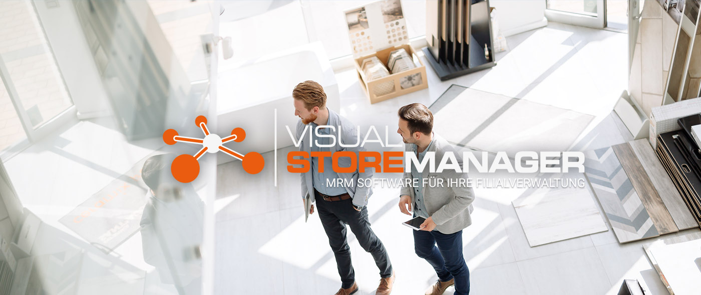 Der Visual Storemanager
